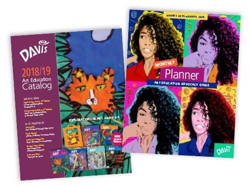 art education curriculum catalog