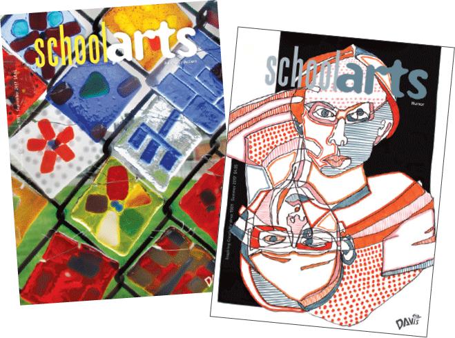 art education magazine for art teachers