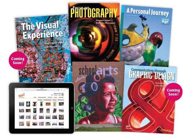 digital art textbooks