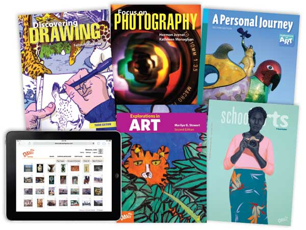 Request a Sample Art Textbook (digital)