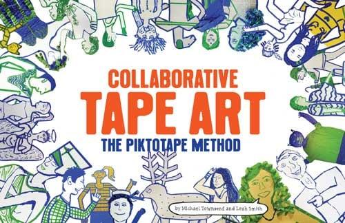 Collaborative Tape Art, The PiktoTape Method